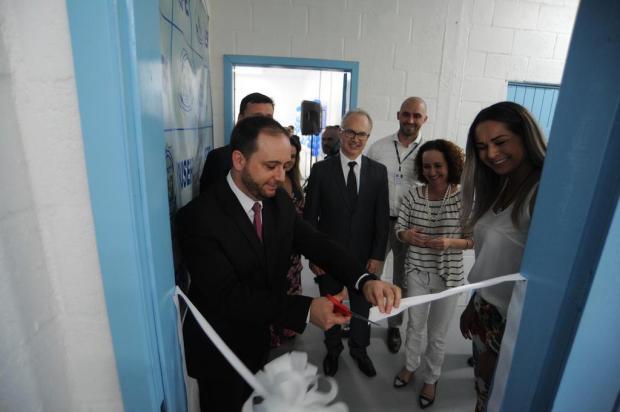 Para fiscalizar mais de 500 presos, central de monitoramentoda Serra é inaugurada Felipe Nyland/Agencia RBS