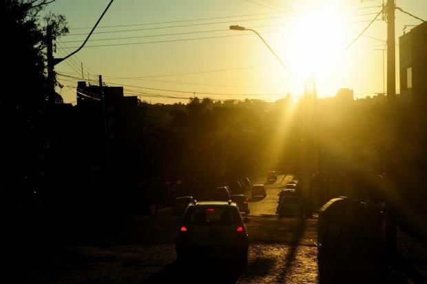 Caxias do Sul registra o dia mais quente do ano nesta terça-feira Diogo Sallaberry/Agencia RBS