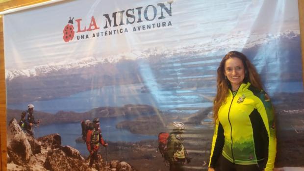Intervalo: A missão aventureira da caxiense Leonice Cecconello Arquivo pessoal / Divulgação/Divulgação