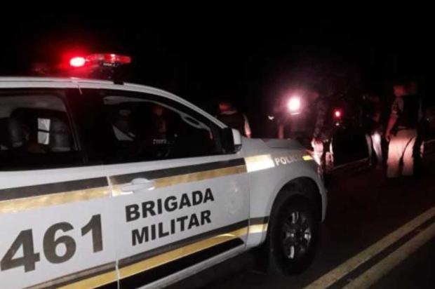 Suspeitos de assalto, policial morre e outro é preso em confronto com a BM na Serra Angelo de Zorzi / Divulgação / Brigada Militar/Divulgação / Brigada Militar