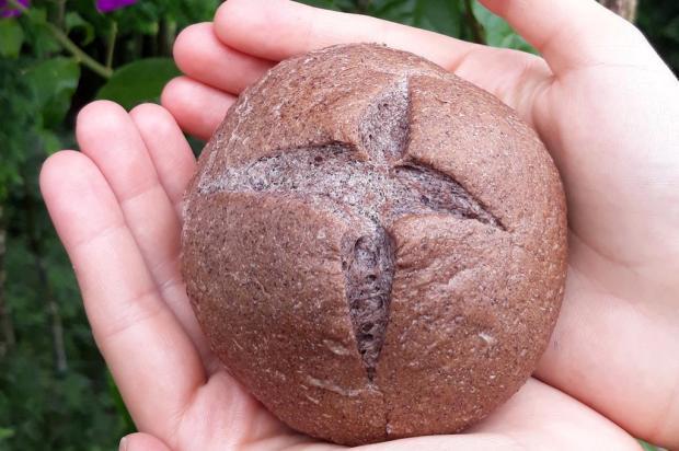 Faça pão com farinha de casca de uva Ana Carolina Azevedo/Divulgação