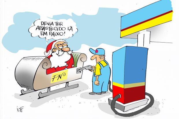 Iotti: preço do combustível Iotti/