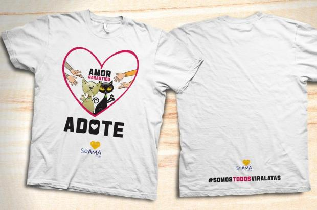 4deb9bfed Nova camiseta da Soama já está à venda em Caxias - Colunas da 3por4 ...