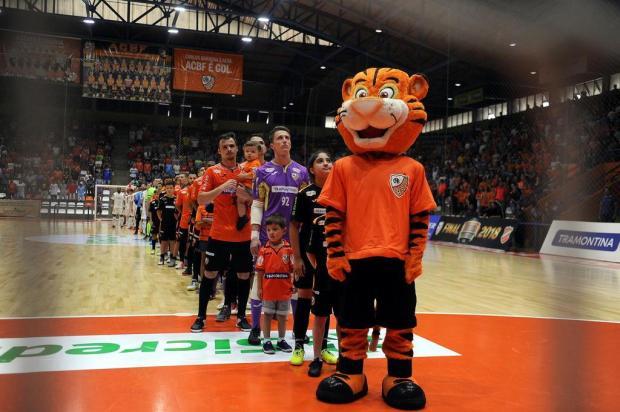 ACBF estreia dia 5 de abril, em casa, na Liga Nacional de Futsal Marcelo Casagrande/Agencia RBS