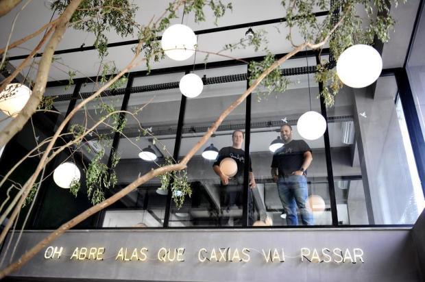 Hub de inovação de Caxias ganha visibilidade nacional Lucas Amorelli/Agencia RBS