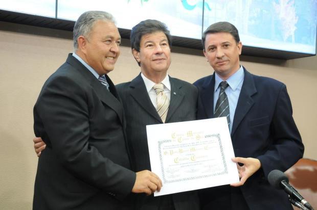 Políticos lembram do legado deixado por Paulo Cancian Letícia Rossetti/Divulgação