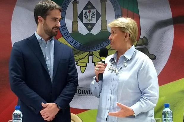 Senadora Ana Amélia ficará em Brasília como secretária do Governo Eduardo Leite Facebook/Reprodução