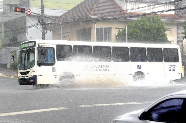 Chuva provoca alagamentos em Caxias do Sul Antonio Valiente/Agencia RBS