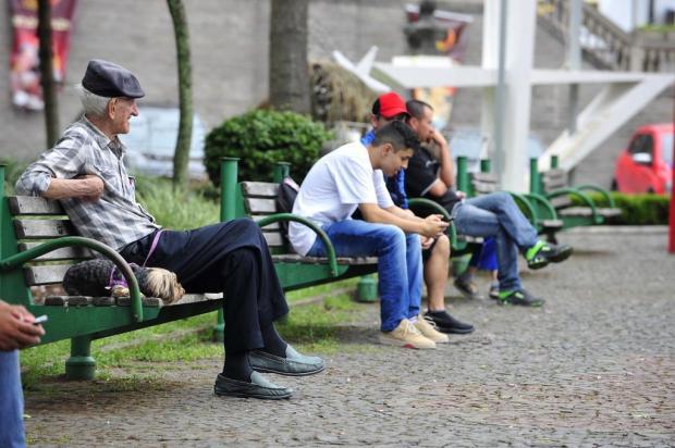 RS tem risco de temporais nesta quarta-feira Lucas Amorelli/Agencia RBS