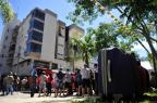 """""""Parecia uma cena de guerra"""", disse moradora do prédio onde houve explosão em Farroupilha Lucas Amorelli/Agencia RBS"""