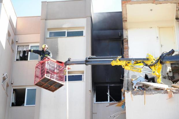 Bombeiros não têm escada Magirus em operação na Serra Felipe Nyland/Agencia RBS