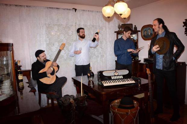 Banda Trebbiano, de Bento Gonçalves, lança seu primeiro álbum em show neste domingo Raquel de Oliveira/Divulgação