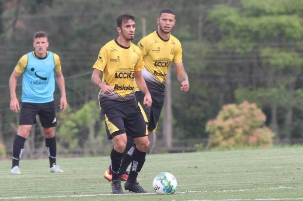 Juventude acerta contratação de meia Caíque Valdívia e de atacante nigeriano Fernando Ribeiro/Criciúma / Divulgação
