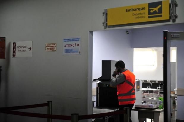 Empresa não se apresenta para operar Raio X do aeroporto de Caxias Lucas Amorelli/Agencia RBS