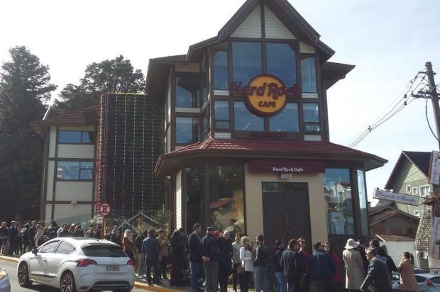 Hard Rock Café Gramado bate recorde de público Fabiano Feltrin/Divulgação