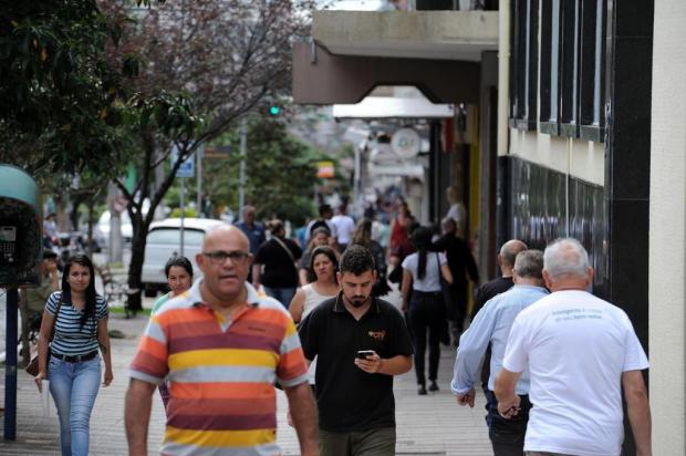 Lojistas de Caxias comemoram retorno dos consumidores Felipe Nyland/Agencia RBS