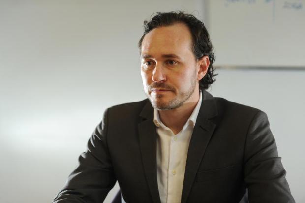 """""""Muito difícil voltar atrás"""", diz Vinicius Ribeiro Diogo Sallaberry/Agencia RBS"""