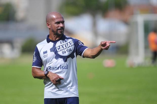 Intervalo: Pingo agora terá boas dúvidas para resolver no Caxias Antonio Valiente/Agencia RBS