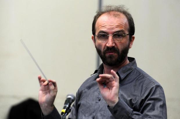 Gilberto Salvagni, maestro da Serra, terá peça executada no Japão Jonas Ramos/Agencia RBS