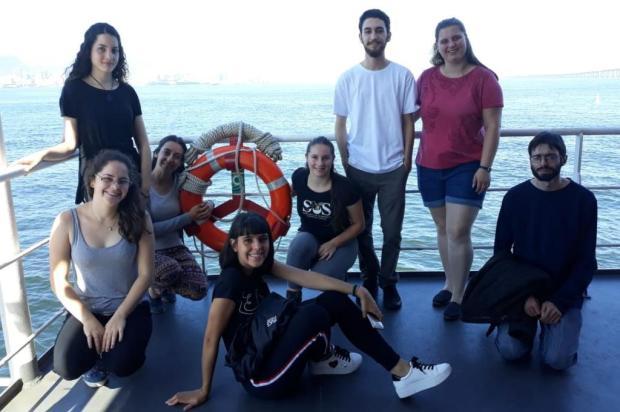 Alunos de Caxias do Sul participam de projeto inédito em parceria com a Marinha do Brasil Acervo pessoal/Divulgação