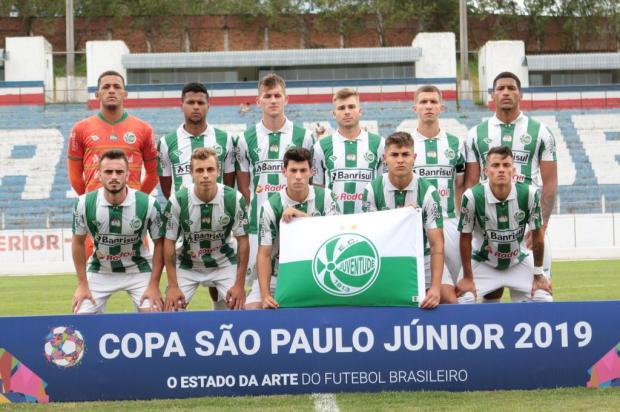 Antes mesmo de entrar em campo, Juventude garante classificação na Copa SP Ronaldo Junior/Divulgação