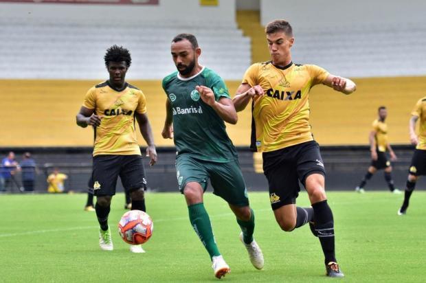 Juventude perde para o Criciúma no primeiro teste da pré-temporada Arthur Dallegrave/Juventude,Divulgação