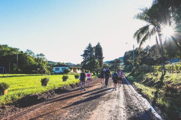 Comitiva de Farroupilha fará a última caminhada técnica do Roteiro Caminhos de Caravaggio Adroir Fotógrafo/Divulgação