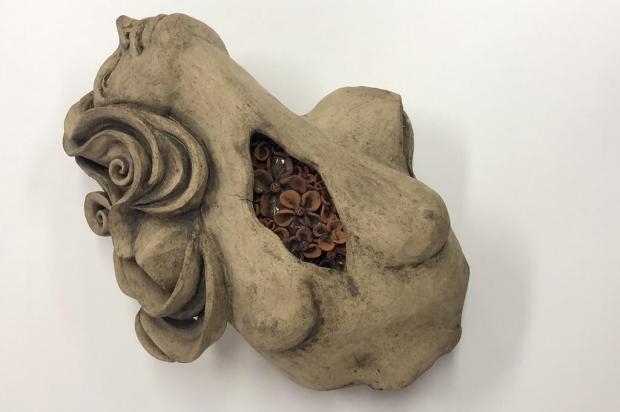 Agenda: exposição de esculturas de cerâmica segue em cartaz até 27 de janeiro Luana Padilha/Divulgação
