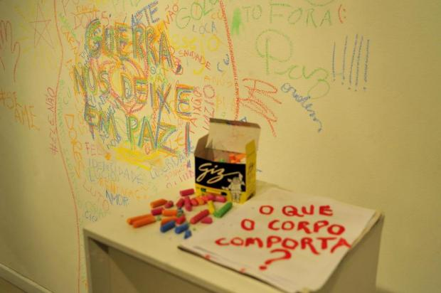 MPF abre inquérito para apurar intervenção em obra de arte em Caxias do Sul Antonio Valiente/Agencia RBS
