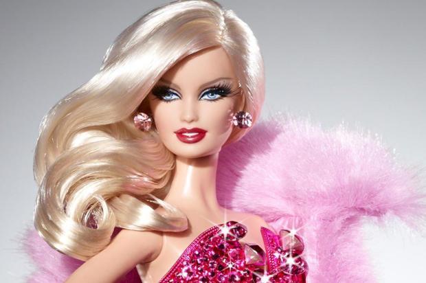 Mais de um bilhão de Barbies já foram vendidas no mundo Mattel/Divulgação