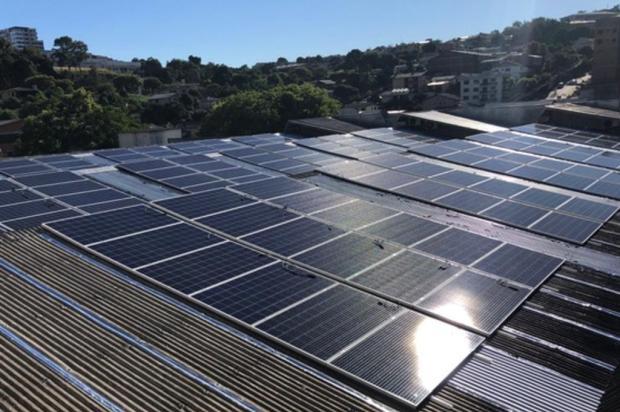 Energia solar, um filão que só cresce na Serra Julio Cesar Lovatel/divulgação