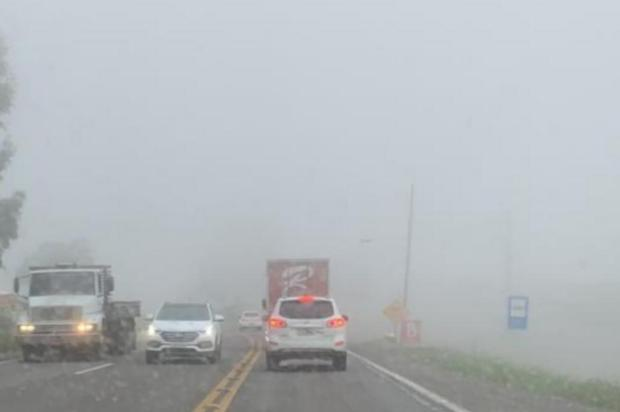 Batalhão rodoviário alerta para neblina em rodovias estaduais da Serra e no caminho para o litoral Pedro Lacerda Filho/divulgação