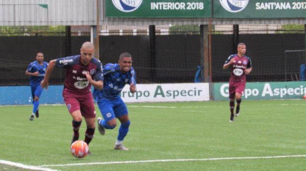 Caxias encerra pré-temporada com vitória sobre o São Jose-PoA Eduardo Torres / São José, Divulgação/São José, Divulgação