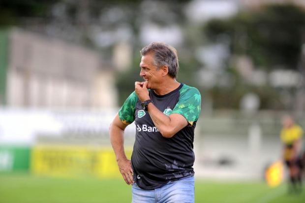 Derrota do Ju em jogo-treino não preocupa, mas faz Winck repensar formação para a estreia Felipe Nyland/Agencia RBS