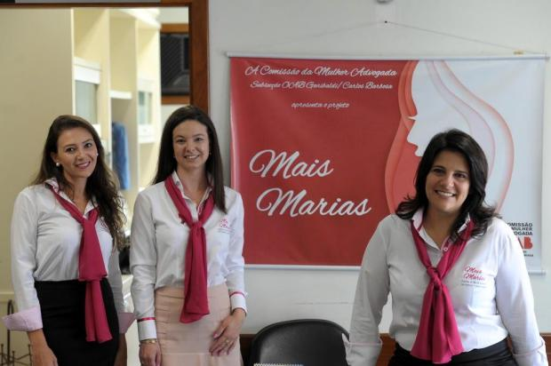 Mais Marias coloca advogadas no caminho de mulheres agredidas em Garibaldi e Carlos Barbosa Lucas Amorelli/Agencia RBS