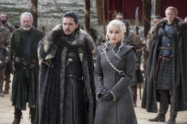 """""""Game of Thrones"""" ganha data de estreia da última temporada Divulgação/HBO"""