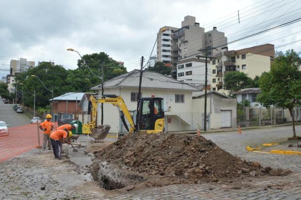 Samae implanta nova rede de esgoto no bairro Exposição, em Caxias, nos próximos seis meses Marco Zeminhani/Samae/Divulgação