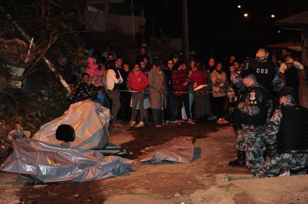 Como a polícia esclareceu a chacina no Beco da Esperança, em Caxias do Sul Porthus Junior/Agencia RBS
