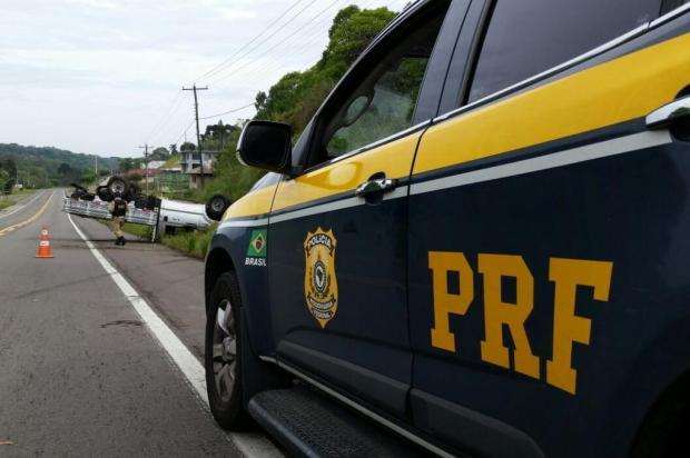 Com falta de efetivo, PRF aguarda concurso para reforçar fiscalizações na região Polícia Rodoviária Federal/Divulgação