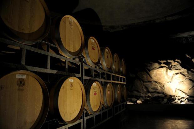 Altos impostos fazem bebidas encalhar nas vinícolas da Serra Lucas Amorelli/Agencia RBS
