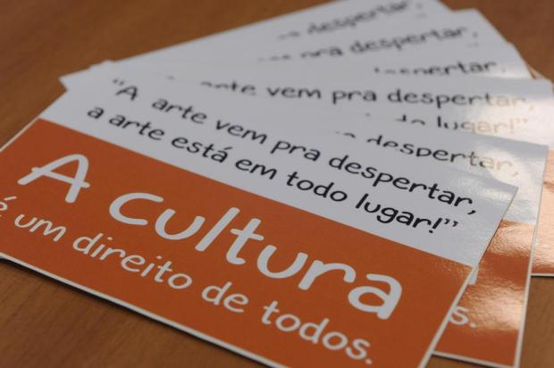 Grupo cria adesivos para valorizar a cultura de Caxias Felipe Nyland/Agencia RBS