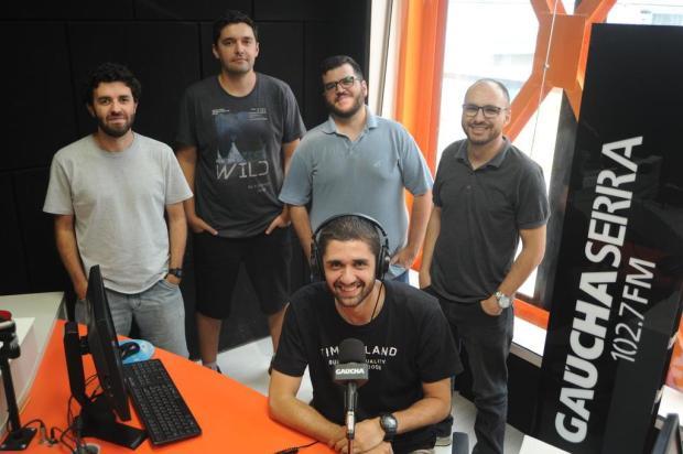 Programa local do Show dos Esportes estreia nesta sexta na Rádio Gaúcha Serra Felipe Nyland/Agencia RBS