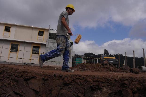 Entrega da nova cadeia de Bento Gonçalves é prorrogada para abril Felipe Nyland/Agencia RBS