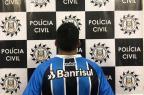 Polícia Civil prende integrante de quadrilha alvo de 17 inquéritos em Caxias do Sul Polícia Civil/Divulgação