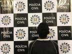 Suspeito reconhecido em roubos de carro é preso em Caxias do Sul Polícia Civil / Divulgação/Divulgação
