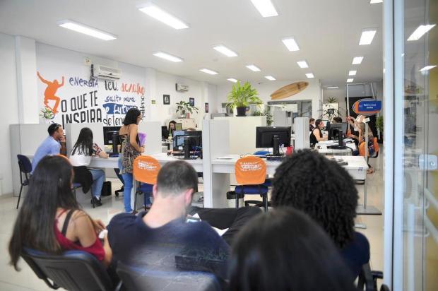Caxias do Sul tem ao menos 580 vagas de empregos abertas Antonio Valiente/Agencia RBS