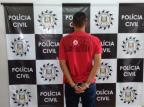 Polícia Civil prende suspeito do primeiro homicídio de 2019 em Farroupilha Polícia Civil / Divulgação/Divulgação