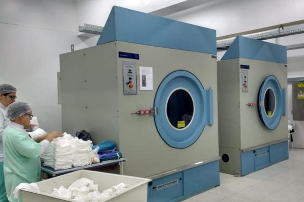 Hospital Virvi Ramos, de Caxias, investe R$ 650 mil em modernização de lavanderia Paula Generosi/divulgação