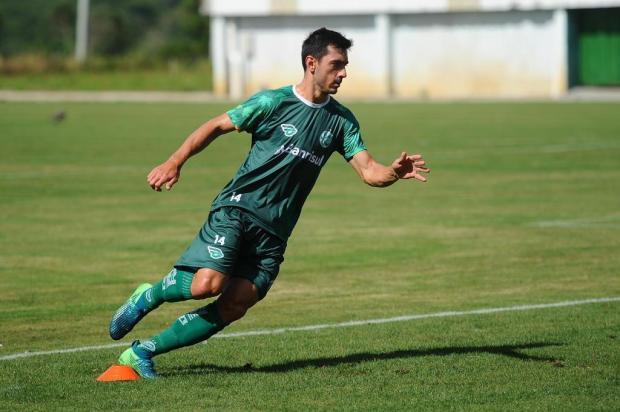 Baixa no Jaconi. Lucas Pavone desfalca o Juventude até o fim da temporada Porthus Junior/Agencia RBS