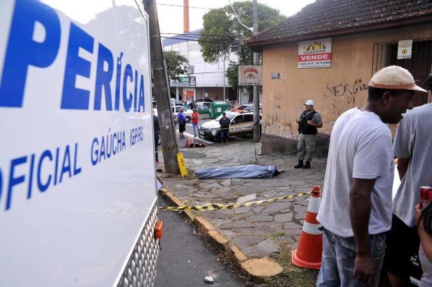 Homem é morto esfaqueado nas proximidades da rodoviária em Caxias Antonio Valiente/Agencia RBS